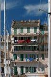 Bastia harbor Royalty Free Stock Photo