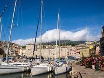 Bastia marina Stock Image