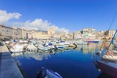 Free Bastia Vieux Port Stock Photography - 50930302