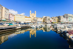 Bastia Vieux Port Stock Photos