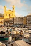 Bastia Vieux Port Stock Photography
