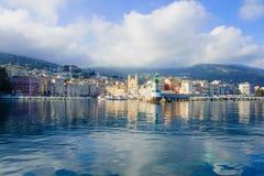Bastia Vieux Port Royalty Free Stock Image
