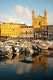 Bastia Vieux Port Stock Images