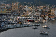 Bastia Royalty Free Stock Photos