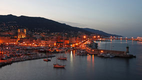 Bastia , Corsica Stock Image
