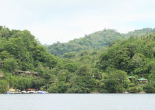 Bastianos Lembeh Diving Resort - diving center Royalty Free Stock Image
