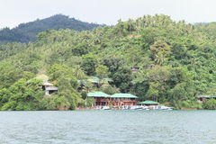Bastianos Lembeh Diving Resort - diving center royalty free stock images