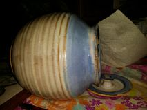Bastidor de la cerámica Imágenes de archivo libres de regalías