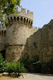 Bastille,citadel of Rhodes Royalty Free Stock Images