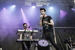 Bastille Dan Fotos de Stock Royalty Free