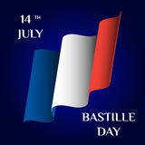 Bastille Day Royalty Free Stock Photography