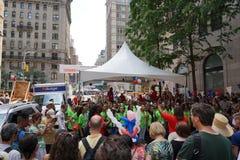 Bastille Day NYC 2015 19 Stock Photos