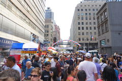Bastille Day NYC 2015 27 Stock Photography