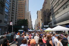 Bastille Day NYC 2015 29 Royalty Free Stock Image