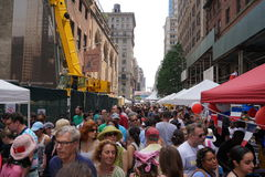 Bastille Day NYC 2015 32 Royalty Free Stock Images