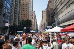 Bastille Day NYC 2015 38 Stock Photo