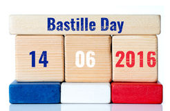 Bastille day Stock Image