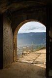 Bastille de Grenoble Image stock