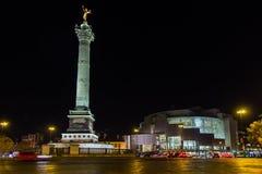 Bastille miejsce obrazy royalty free