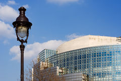 The Bastille opera Stock Photography