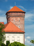 Bastille of Wawel Stock Photos