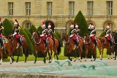 Bastilledag - Nationale feestdag stock foto's