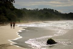 Bastimentos beach Stock Photo