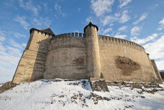Bastion Royalty Free Stock Images