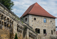 Bastion in Cluj-Napoca Royalty Free Stock Image
