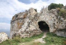 Bastion de forteresse de photos stock