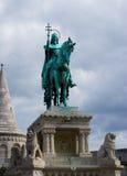 Bastion des Budapest-Fischers Lizenzfreies Stockfoto