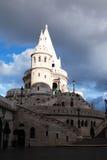 Bastion des Fischers, Budapest Lizenzfreie Stockfotos
