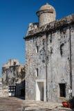 Bastion of gunpowder & x28;fort Baluarte de Santiago& x29; in Veracruz Stock Image
