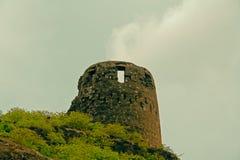 Bastion at Malhargad, Sonori Fort Royalty Free Stock Image