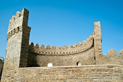 Bastion of the old town of Baku Royalty Free Stock Photo