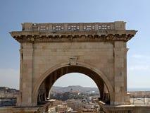 Bastion of Saint Remy, Cagliari, Sardinia, Italy Royalty Free Stock Photos