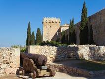 The Bastion Of San Diego. Tarragona,Spain Stock Photos