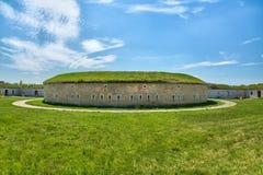 Bastion unique de fortification Photos stock