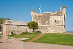 Bastion w Menton obrazy royalty free