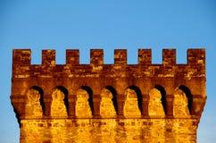 Bastione antico Fotografia Stock Libera da Diritti
