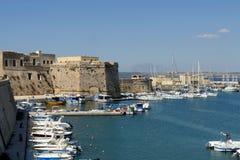 Bastione di Gallipoli, Puglia, Italia Fotografia Stock Libera da Diritti