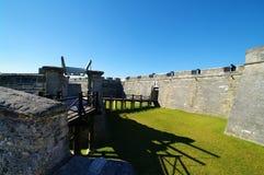 Bastione di St Augustine Fotografia Stock Libera da Diritti