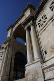 Bastione heilige-Remy, Cagliari, Sardinige Stock Afbeelding