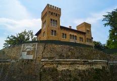 Bastione San Paolo i Treviso Royaltyfri Bild