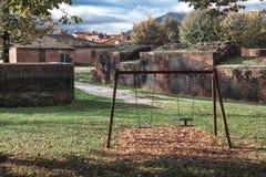 Bastione San Pietro Royalty Free Stock Photos