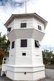 Bastione storico di Nanaimo sull'isola di Vancouver, BC Fotografia Stock Libera da Diritti