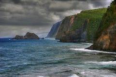 Bastiones de la isla grande Fotos de archivo