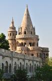 bastionu Budapest rybak s Obraz Royalty Free