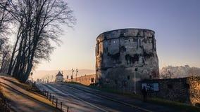 Bastionul Postavarilor stockfoto