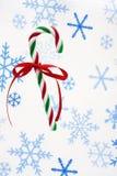 Bastón de caramelo Fotografía de archivo libre de regalías